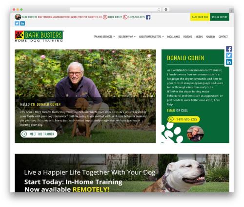 bigdogbroadcast2 theme WordPress - dogtraining-philadelphia.com