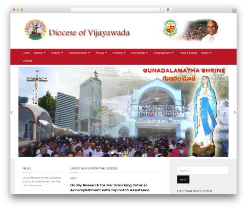 Telescope WordPress template free download - vijayawadadiocese.org