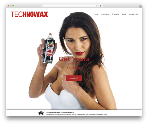 WP template Sydney - technowax.it