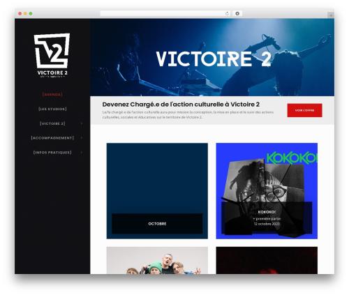 Theme WordPress Movedo - victoire2.com