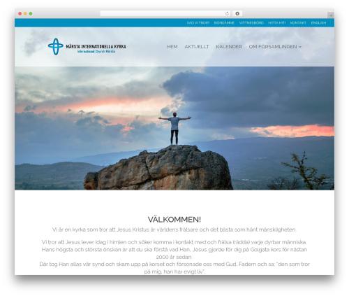 Child Theme for Divi WordPress theme - ichm.se
