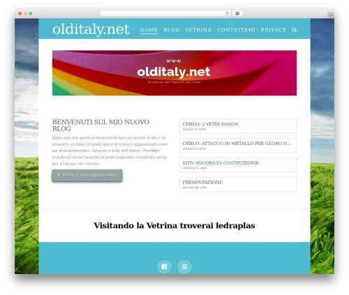 WP template X - olditaly.net