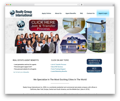 Satellite7 WordPress real estate - rgire.com
