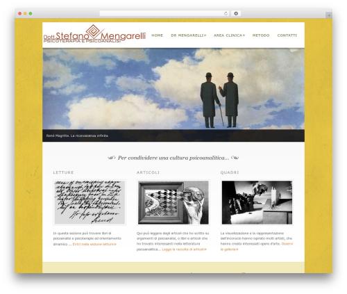 Dandelion theme WordPress - studiomengarellipsicoterapia.it