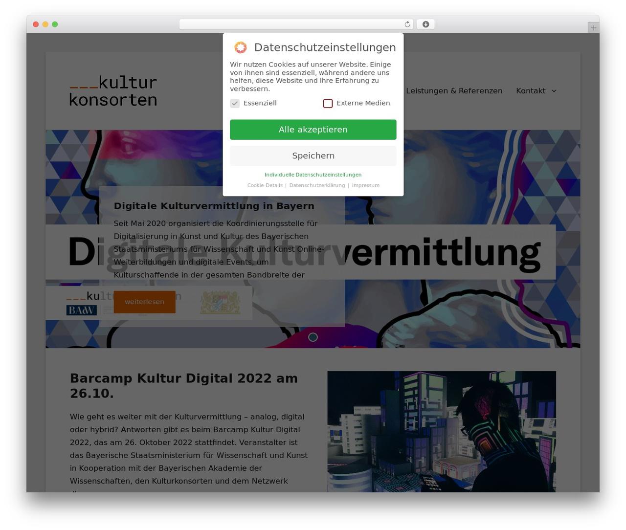 Template WordPress Clean Education Pro - kulturkonsorten.de