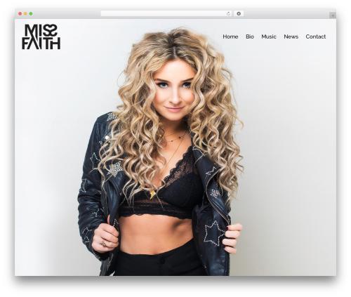 Sydney WordPress theme download - missfaith.nl