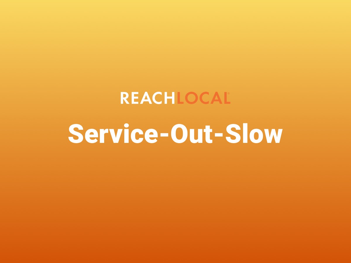 Reach Local - Service Out Slow template WordPress