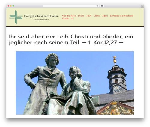 Neve WP template - ev-allianz-hanau.de