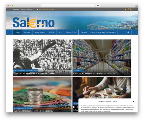Free WordPress Companion Sitemap Generator plugin - salernoeconomy.it