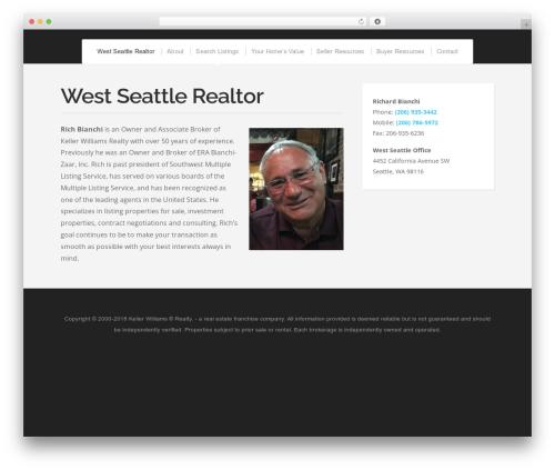 Organic Profile best real estate website - therichbianchiteam.com