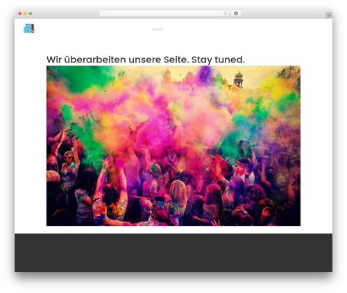 Averly WordPress website template - ich-fahr-klar.de