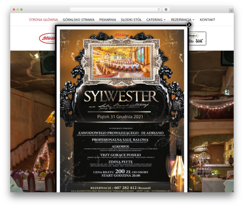 Divi theme WordPress - steskal.com.pl