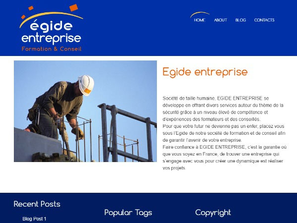 WP theme Egide6b