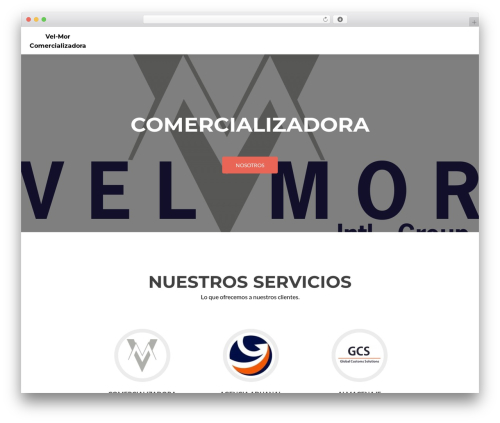Zerif Lite best free WordPress theme - velmor.net