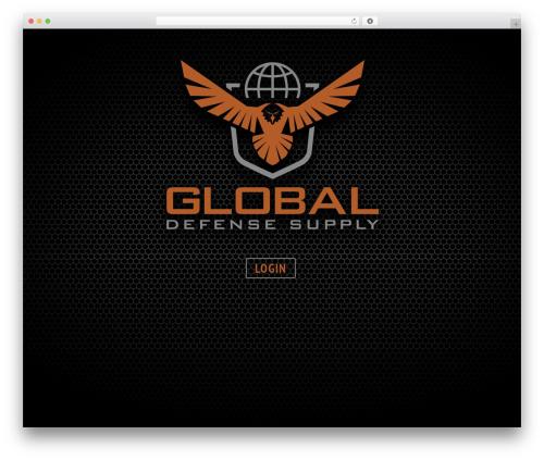 Betheme WordPress theme - globaldefensesupply.com