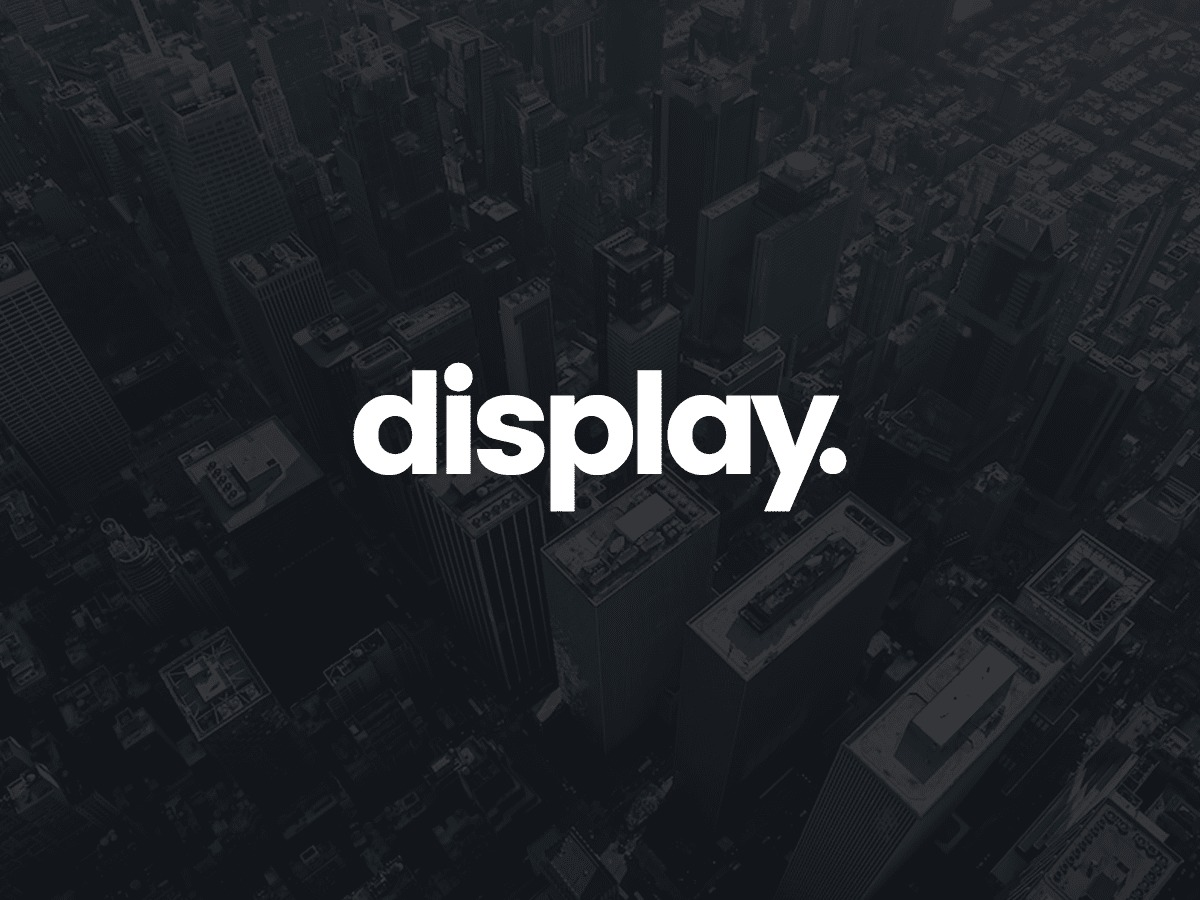 Display Pro WordPress theme