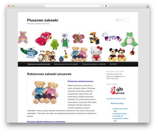 Twenty Eleven theme free download - pluszowe-zabawki.pl