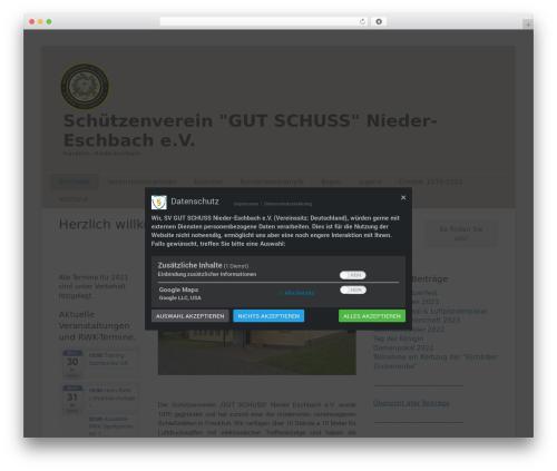 Catch Base Pro WP theme - gut-schuss-nieder-eschbach.de