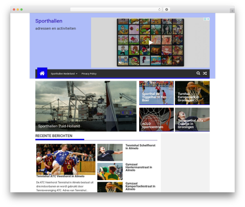 SuperMagPro WordPress news theme by acmethemes - latest - page 7