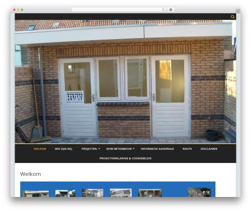 Ribosome template WordPress free - aannemersbedrijfhvw.nl