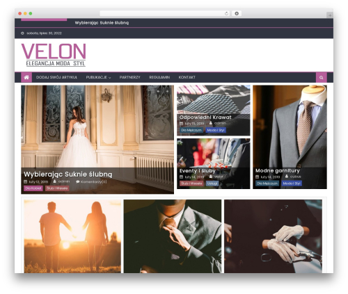 Eggnews theme free download - velon.pl