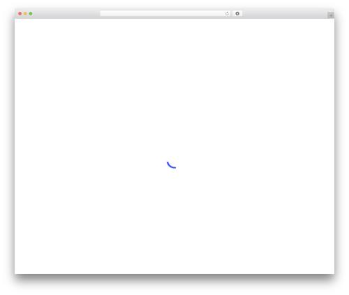 Salient WordPress template - greatdivide.ca