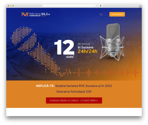 Betheme top WordPress theme - rvesv.ro
