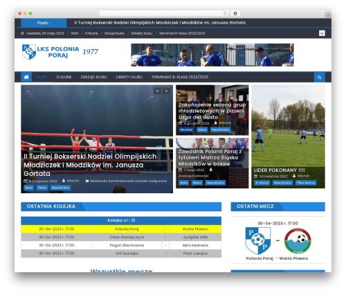 Eggnews theme free download - polonia-poraj.pl