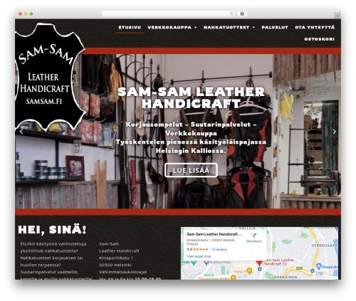 SKT Coffee WordPress free download - samsam.fi