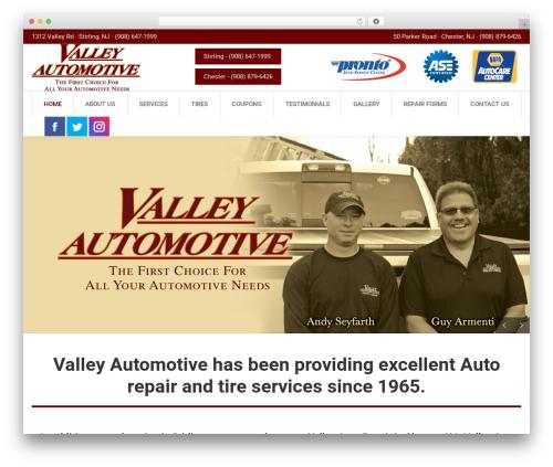 The7 motors WordPress theme - valleyautomotivellc.com