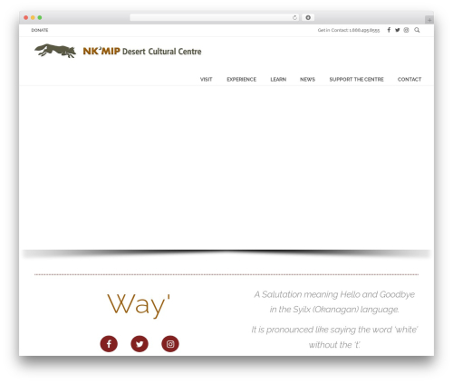 Phlox template WordPress free - nkmipdesert.com