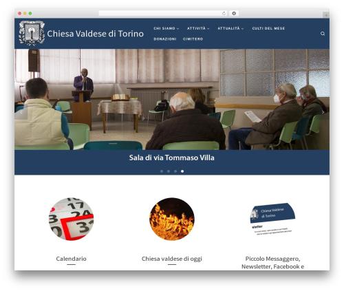 Customizr WordPress theme free download - torinovaldese.org