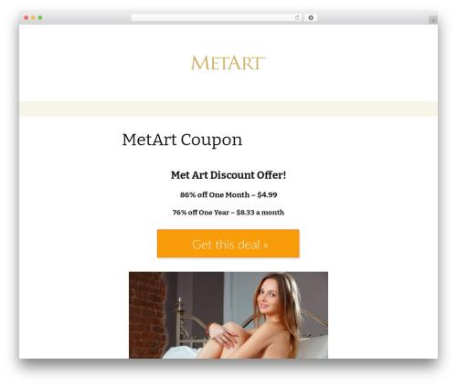Twenty Thirteen free WordPress theme - metartdiscounts.net