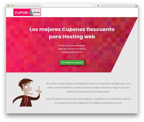 Digital Pro WP template - cupon.hosting