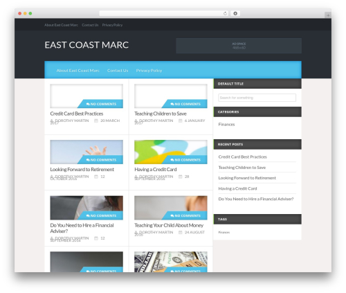 Reviewgine Affiliate theme WordPress free - eastcoastmarc.org