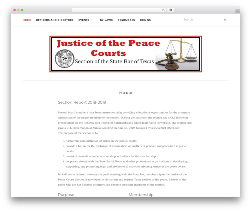 Activello WordPress free download - justiceofthepeacesection.com