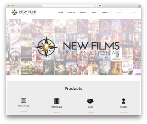 Averly WP theme - newfilmsint.com