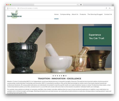 Avenue WordPress free download - wheelercompounding.com