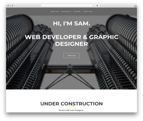 ResponsiveBoat template WordPress free - sgcreative.net