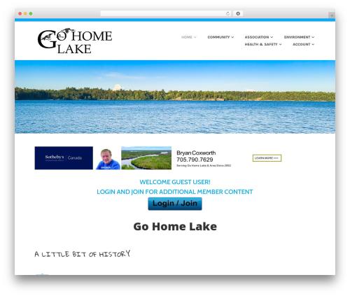 Free WordPress Webcam Gallery for WP plugin - gohomelake.org