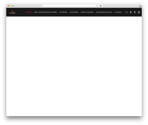 Best WordPress template Movedo - vin-lirac.com