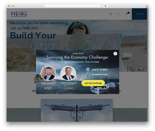Betheme best WordPress template - neoscdg.com