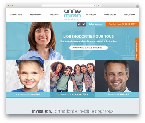 WordPress wp-plogg-sitemap plugin - dranniemiron.com