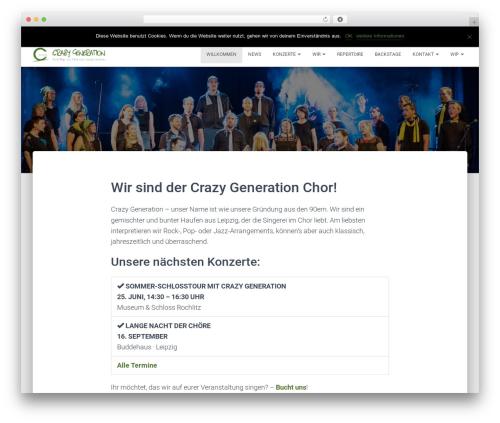 Free WordPress Conversation Viewer – Display Chat Bubbles plugin - crazy-generation.com