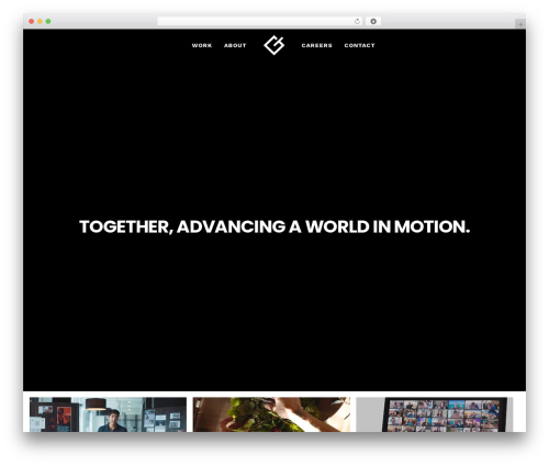 Movedo best WordPress video theme - glassandmarker.com