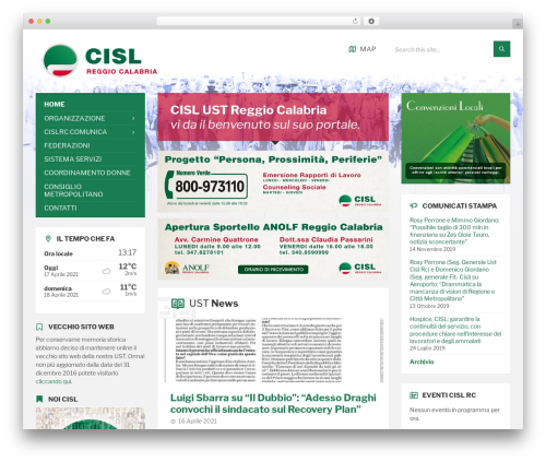 TownPress WP template - cislrc.it