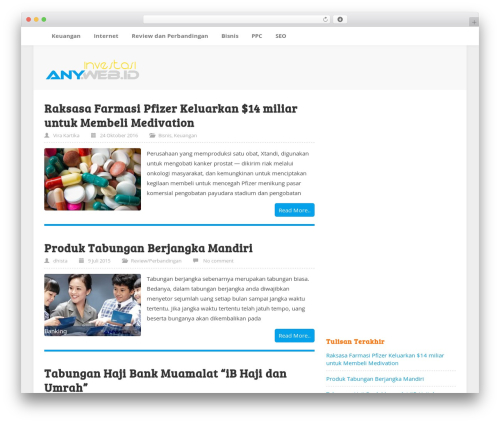 WordPress theme ktz freak - invest.any.web.id