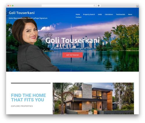 Best WordPress theme Bizworx - golitouserkani.com