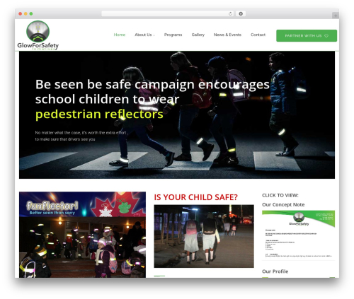 Best WordPress theme vrukshagra - glowforsafety.org