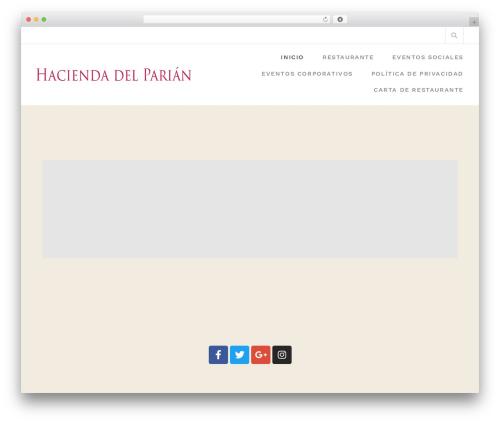 Belise Lite free WordPress theme - parianeldongu.com